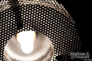Ein Licht | Projekt 365 | Tag 257