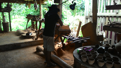Koh Samui Private tour - visit factories