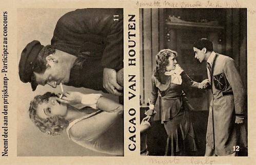 Jack Buchanan, Jeanette MacDonald, Cacoa van Houten