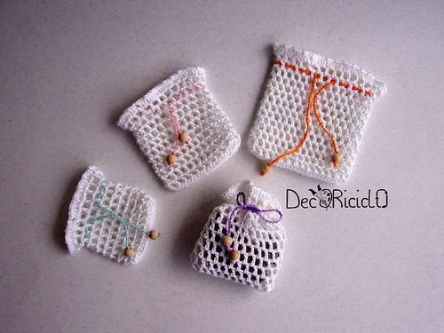 sacchettini di cotone 2