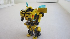 Bumblebee Transformation sequence