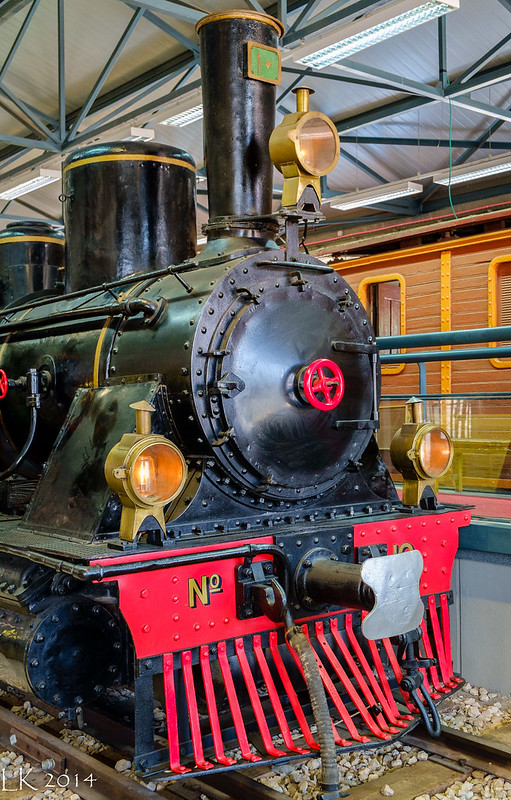 Locomotive No. 10, Israel Railway Museum