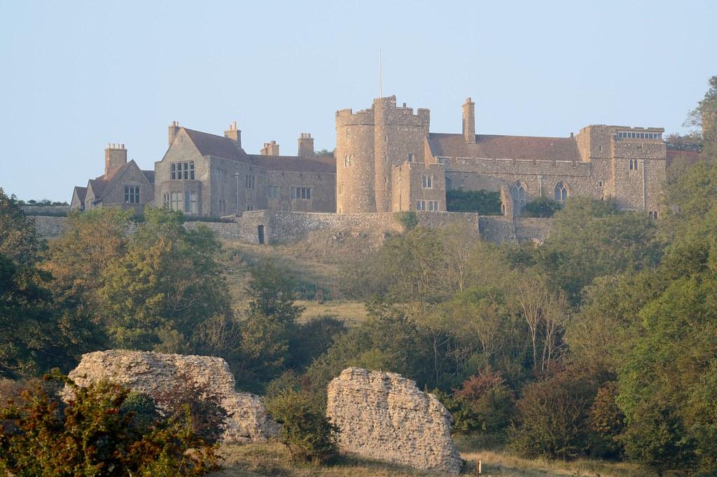 Lympne Castle, Kent