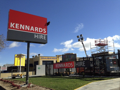 Kennards Hire has opened a new Test & Measure outlet in Artarmon (NSW)