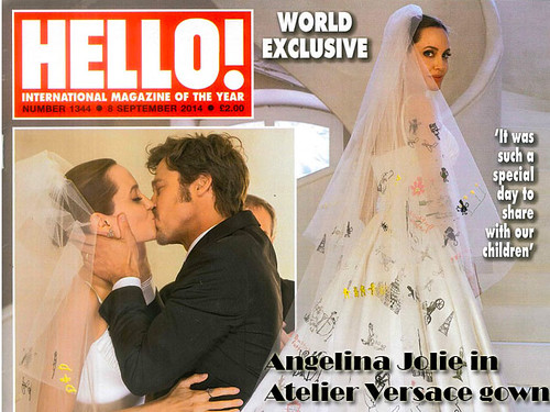 Angelina-Jolie-in-Atelier-Versace-wedding-gown