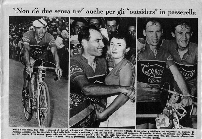 Milano-Vignola 1958