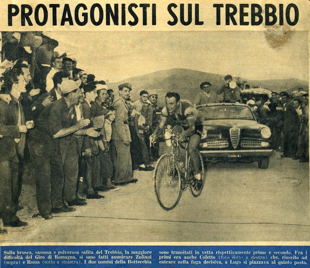 Zuliani protagonista sul Trebbio (Giro di Romagna)