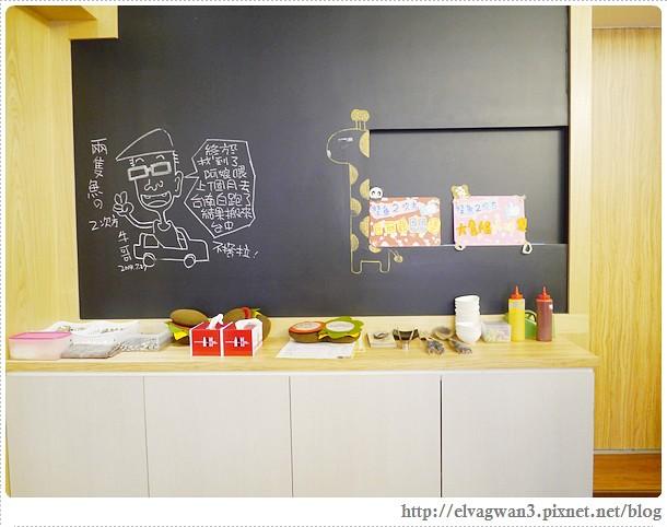 台中-一中街-雙魚二次方-創意漢堡義大利麵-造型漢堡DIY-7-1-737-1