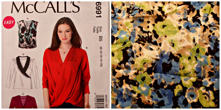 mccalls 6991