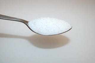 10 - Zutat Zucker / Ingredient sugar