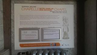 Notre-Dame de Bon Secours Chapel