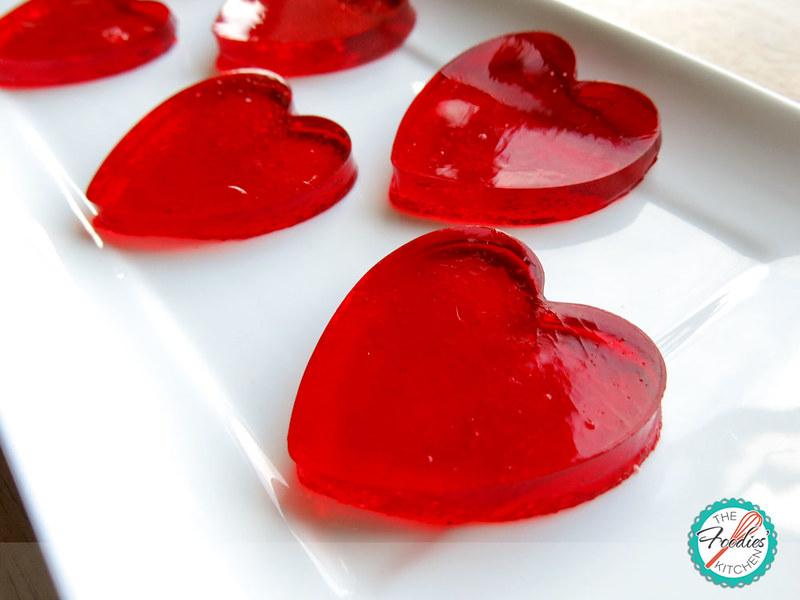Jello Hearts
