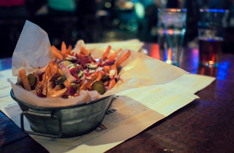 Grand Rapids HopCat Crack Fries