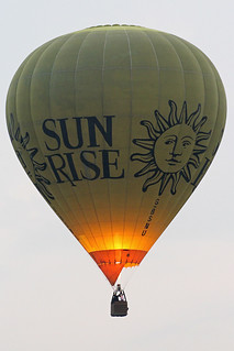 G-BSNU - Sun Rise
