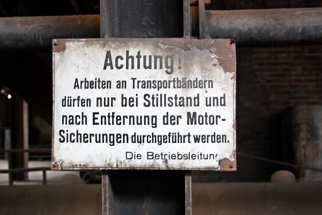 Goldengelchen Zeche Zollverein Essen03