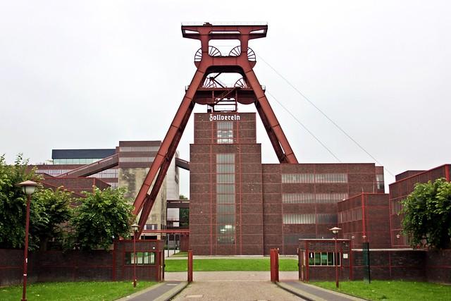 Goldengelchen Zeche Zollverein Essen13
