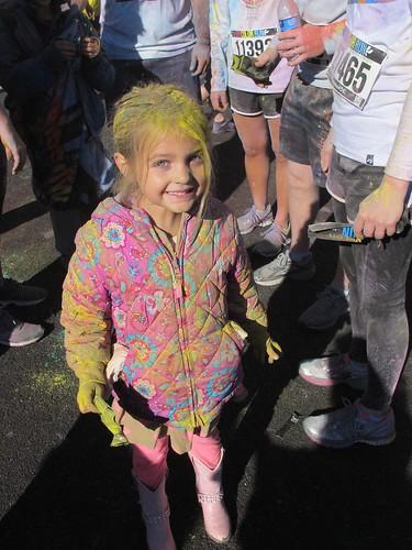 Color Run Manhattan 2014
