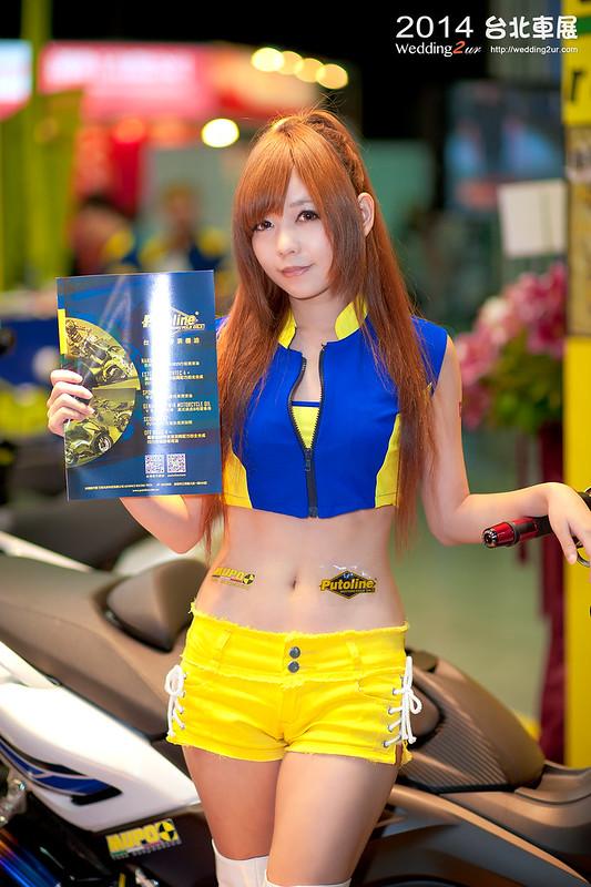 2014台北車展 show girl,40