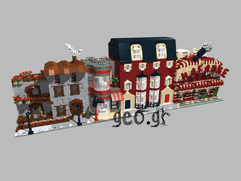 [Digital MOC]:Modular Cottage House 15275407856_06c95fe654_c
