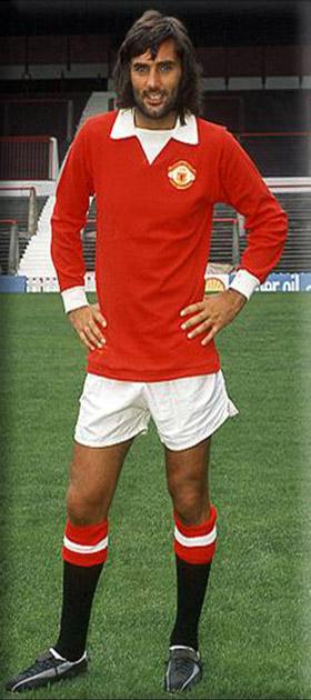 George Best 1963 - 1974