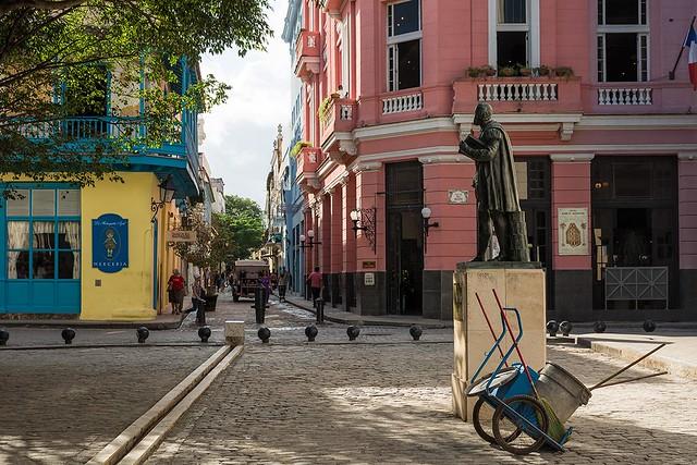 Havanna, Ambos Mundos
