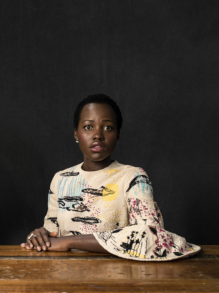 Люпита Нионго — Фотосессия для «Королева Катве» на «TIFF» 2016 – 8