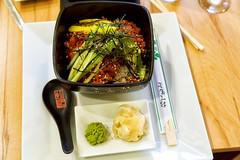 Spicy Tuna Chirashi