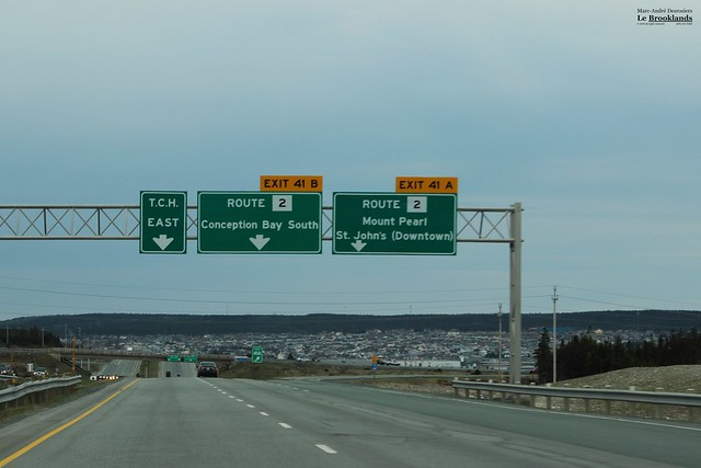 Missing exit 41 A