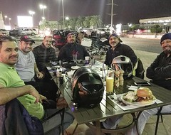 😎 ・・・ ・・・ Desert Riders touring Gangs Planning the next Adventure trip @Desert_Riders_Club Keep it Real Adventure  #SaturdayRide#adventurerally#DesertRiders#ride_for_fun#q8#gulf_eagles#advrider#africatwin#kuwait#adventurenetwork#Touratech#A