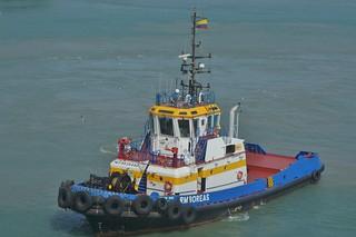 Cartagena Tug Boat