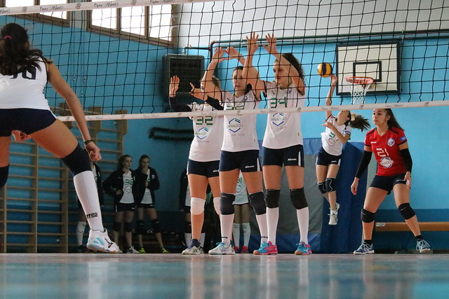 Campionato Fipav U16 Bianca 11 Dicembre 2016 Pro Patria  - Gonzaga Volley 0 - 3