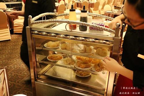 華漾大飯店港式飲茶003