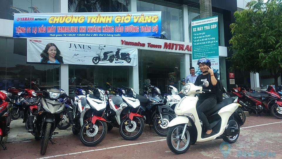 Yamaha Town Mitraco 3