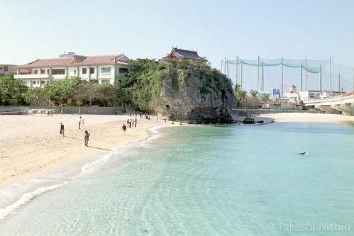 波の上ビーチ / Naminoue beach
