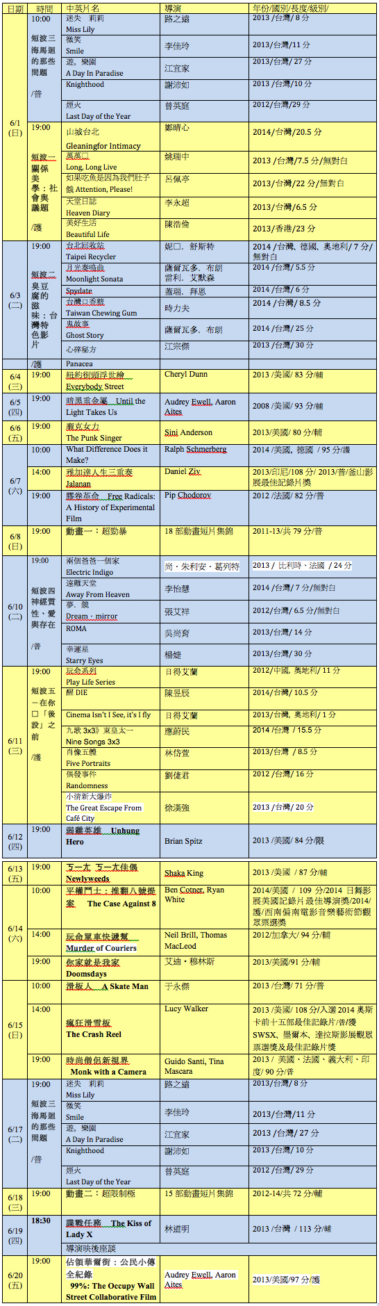 hsinchu sched
