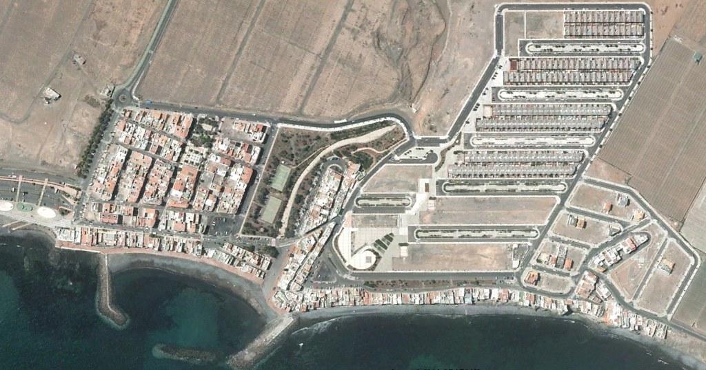 pozo izquierdo, las palmas, gran canaria, leftwell, después, urbanismo, planeamiento, urbano, desastre, urbanístico, construcción, rotondas, carretera