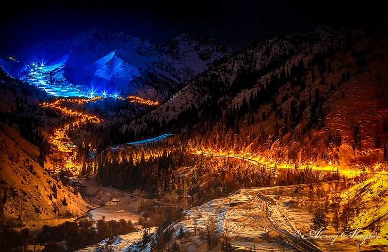 Shymbulak, Almaty