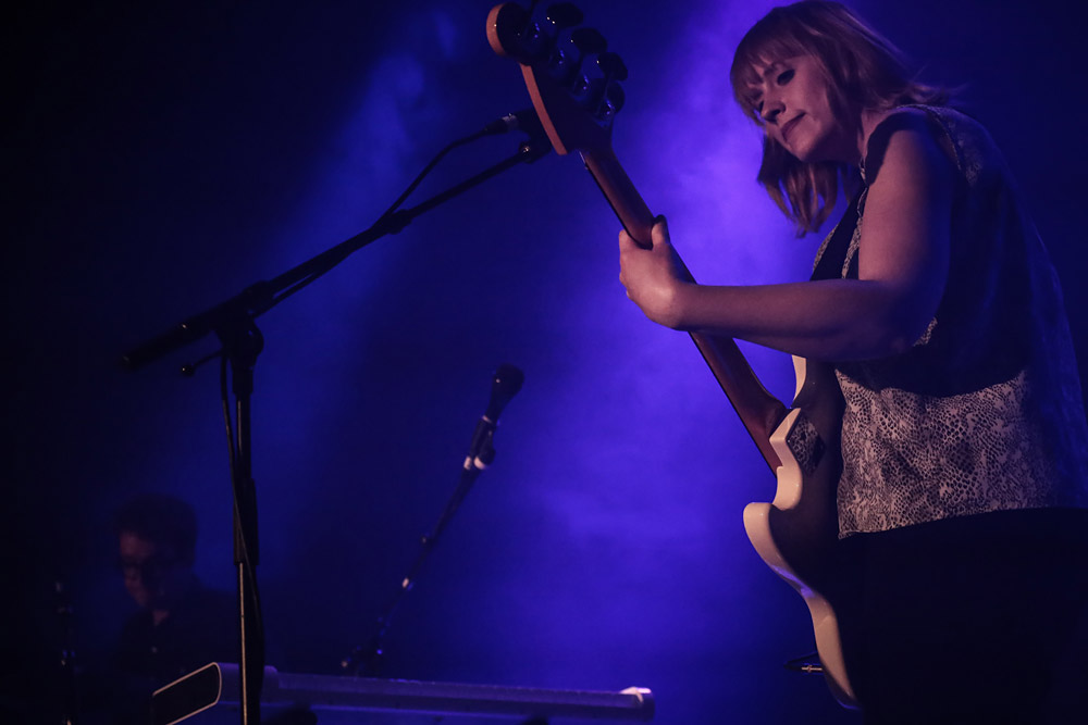 Wye Oak @ Islington, London 10/06/14