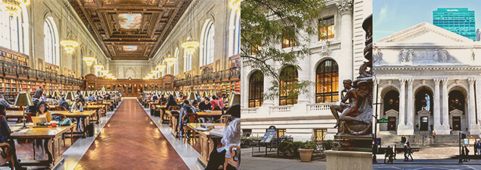 NYC Bucket List - NY Public Library