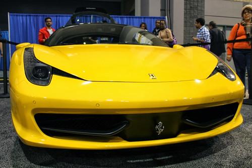 Charlotte Auto Show 2013
