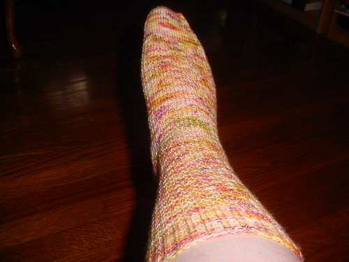 Hermione's everyday sock (new)
