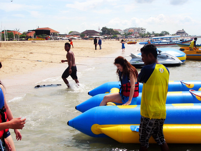 Bali in June: Water / Marine Sports at Tanjung Benoa