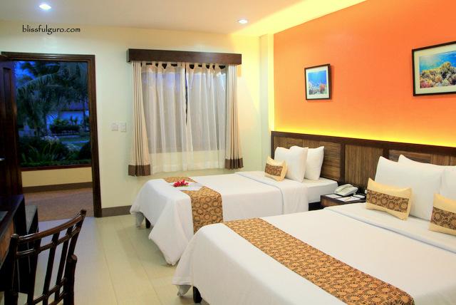 Bohol Beach Club Panglao Bohol Deluxe Room