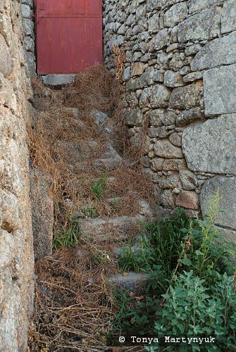 16 - провинция Португалии - маленькие города, посёлки, деревушки округа Каштелу Бранку