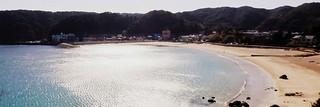 Sotoura Beach in Shimoda City, Shizuoka, Japan