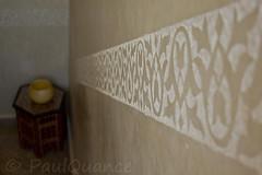 Plaster detailing