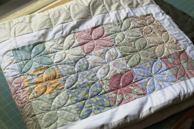 Dogwood Quilting on Front