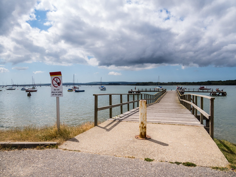 Lake Pier, Hamworthy