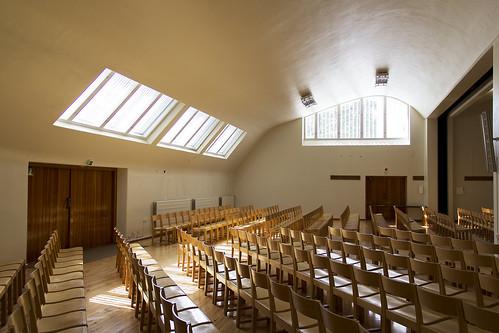 The Church Of The Three Crosses Imatra Finland