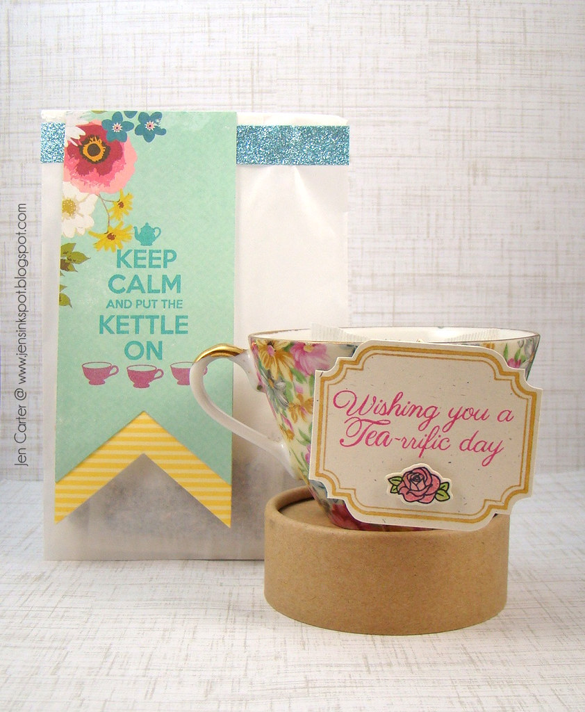 Tea Cup Set 1.2
